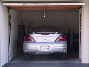Пожарная сигнализация в гараже — предотвращение опасности возгорания