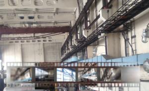 Фото: Извещатель на нефтеперерабатывающем заводе